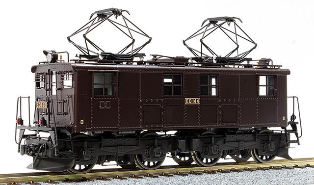 16番 国鉄 ED14 4号機 電気機関...