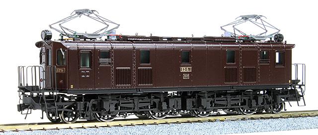 16番 国鉄 ED16 1号機 電気機関...