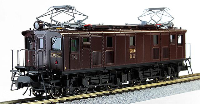 16番 国鉄ED16 電気機関車 原形...