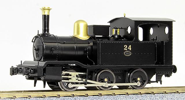 国鉄1100形蒸気機関車