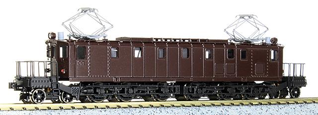 Nゲージ 国鉄 EF52形 電気機関車...