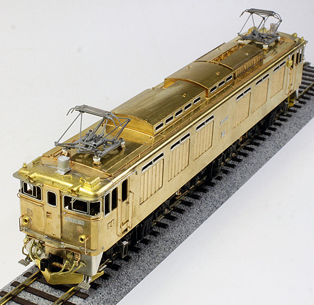 ワールド工芸 >16番 国鉄 EF64