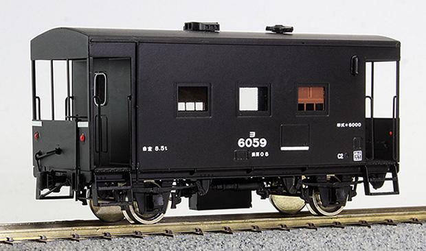 16番 国鉄 ヨ6000