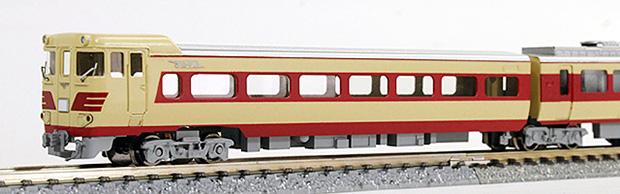 ワールド工芸 Nゲージ キハ391 ガスタービン試作車