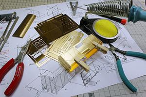 「鉄道模型を作ろう」イメージ